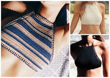 Cotton Party Cropped Petite Tops & Shirts for Women