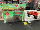 Grasshopper Racing Dune buggy remote control car 70's Box Battery Vtg Road Champ