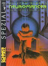 Schwermetall Spezial Nr. 2 Neuromancer SC von William Gibsons in Topzustand !!!