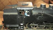 HO Brass Kawai JNR 2-6-4T Tank Loco Engine Japanese National Railways Japan Rare