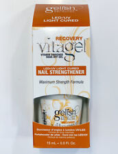 [AUTHENTIC] GELISH Vitagel Vitamin Enriched Recovery Nail Strengthener 0.5oz EA