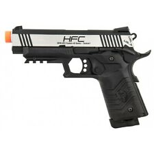 HFC HG-171 Tactical 1911 CO2 Blowback Pistol BLACK/SILVER