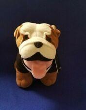 Mini Cooper Plush Bulldog Stuffed Animal Collar Bmw Officially Licensed 2013