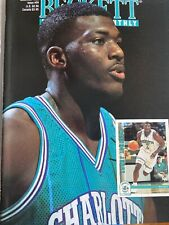 BASKETBALL BECKETT MONTHLY DECEMBER 1992 ISSUE #29 LARRY JOHNSON / Mailman