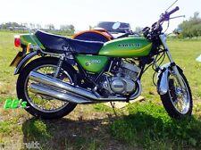 Kawasaki KH250  B3 in Green  Triple Decal Set - THE BEST