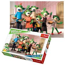 Trefl 60 Pièce Enfants Unisexe Accueil enfant groupe familial Petit Déjeuner Jigsaw Puzzle Neuf