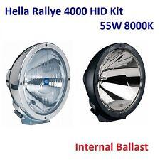55W 12V 8000K HID Conversion Kit for Hella Rallye 4000 Internal Ballast