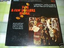 Leroy Holmes - For a Few Dollars More-Soundtrack
