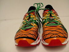 Asics running shoes GEL-KINSEI 5 multi color size 9.5 us