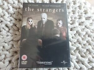 The Strangers ~ 15 ~ 2008 Horror / Thriller ~1h 31m Liv Tyler ~ New & Sealed DVD