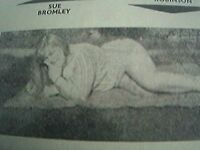 ephemera speedway picture 1969 ms lynn robinson leicester