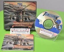 Thunderhawk Sega Mega CD Megadrive OVP colección