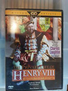Private Life of Henry VIII [DVD] [1933] [Region 1] [US Import] [N... - DVD  F9VG