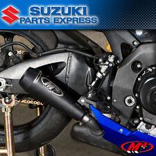 2008 - 2010 SUZUKI GSXR GSX-R 600 750 M4 BLACK GP SLIP ON EXHAUST SU6922-GP