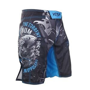 Venum Fighter Shorts Medium Boxing Kickboxing Muaythai