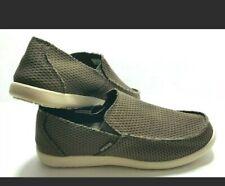 Crocs Santa Cruz HC Walnut Slip-on Loafer Mens 10