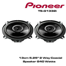 """PIONEER TS-G1332i 13cm 5.25"""" 13cm 240W PAIR CAR SPEAKERS 2WAY Coaxial Co axial"""
