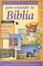 Guia Holman para entender la Biblia-ExLibrary
