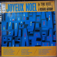 JOYEUX NOËL DE TINO ROSSI A RICHARD ANTHONY FRENCH LP COLUMBIA