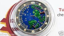 2 euro 2015 Finlandia color Suomi Finland Finlande 150 Jean SIBELIUS Финляндия