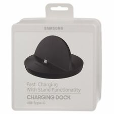 Base/ Dock de carga original Samsung USB Tipo C EE-D3000 para S8,S9,Note 8 Plus