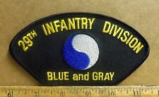 US Army - 29th Infantry Division - Blue and Gray Embroidered Patch