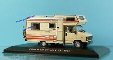 Camping-car CAPUCINE PILOTE R470 sur chassis CITROEN C25 r 470 arca anaconda