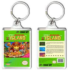 ADVENTURE ISLAND NINTENDO NES KEYRING LLAVERO