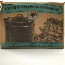 Granite Ware Crab & Crawfish Cooker