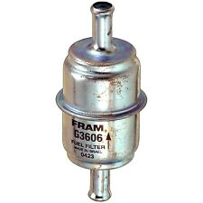 FRAM G3606 Fuel Filter S10 Blazer Fifth Avenue Charger Yugo 1980 - 1989