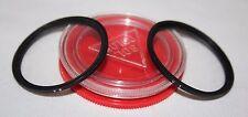 Sol VII Color - 2 X 49mm lentes de primer plano/filtros en Guardián-en muy buena condición