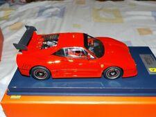 Ferrari 288 GTO Evoluzione Black Wheels  looksmart 1:18