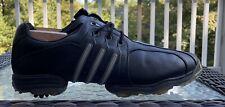 Adidas Tour 360 Mens 3D Fit Foam Black Golf Shoes Men's Size 12.5 791003