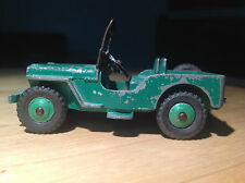 Dinky 405 Universal Jeep - Vintage Meccano Diecast