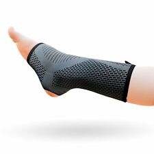 Actesso Copper Ankle Support Sleeve – for Weak Ankles Sprains and Sports Injur