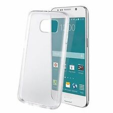 Key Soft Case for Samsung Galaxy S6 Edge - Clear Frosted (IL/PL1-4474-SCT6E0056C