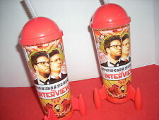 INTERVIEW ROCKET DRINK CUPS NEVER USED..THE ROCKET MAN IS BACK!!!