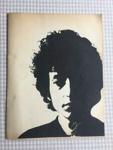 Bob Dylan Tour programme 1966 UK  tour  (Ref B)