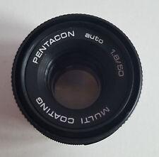 Pentacon Auto M42 1.8/50 lente della fotocamera.
