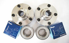 2 Front Wheel Hub W/ KOYO Bearing Set For TOYOTA CAMRY 10-15 / LEXUS ES350 07-15