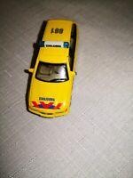 Bmw 325i touring ambulance gelb Hongwell, 1:72 Vitrinen Modell aus Sammlung. RAR