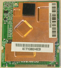 ASUS z83t MINI PCI PCI TV Scheda fernsehkarten televisione per Notebook