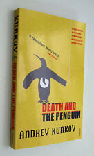 Death and the Penguin by Andrey Kurkov Russian Fiction Trade Paperback New