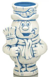 Frosty The Snowman GEEKI TIKI Ceramic Mug NEW In Box - Ceramic