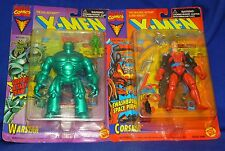 """Toy Biz Marvel""""s X Men / Iron Man Mutant Super Heroes Action Figures"""