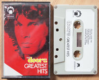 THE DOORS - GREATEST HITS (IMD 7074) UNOFFICIAL CASSETTE TAPE