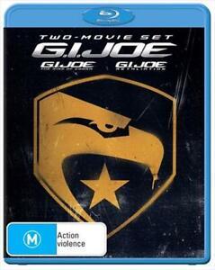G.I. Joe - The Rise of Cobra / G.I. Joe - Retaliation Blu-ray