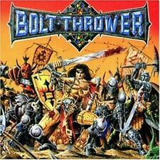 BOLT THROWER - WAR MASTER FULL DYNAMIC RANGE VINYL  VINYL LP NEU