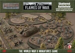Battlefront FoW Great War Shattered Battlefield SW