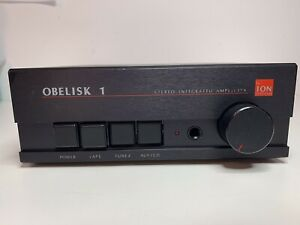 Ion Obelisk 1 amplifier